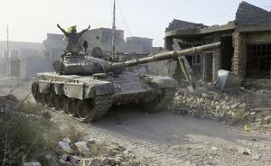 القوات العراقية تسيطر على كامل الفلوجة وتعلن انتهاء المعركة
