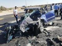 6 إصابات بحادث تصادم في الكرك