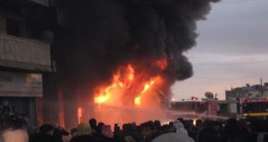 وفاة أربعيني بحريق منزله في مادبا