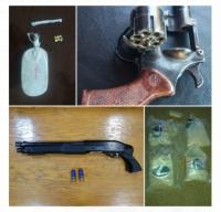 حملة امنية توقع 22 مروجاً للمخدرات بقبضة الامن (صور)
