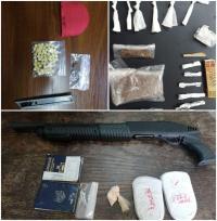 القبض على 25 شخصا خلال حملة على المخدرات والأسلحة (صور)