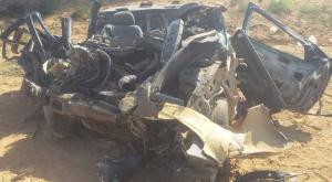 5 إصابات بحادث تصادم في المفرق
