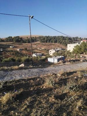 كفر خل بجرش  ..  عطاء خط المياه لا يصل لعشرات المنازل