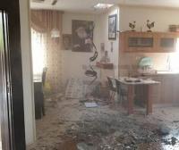 """صواريخ المقاومة تصيب منزلا ومصنعا بمستوطنة """"أشكول"""""""