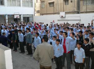 12051 طالبا وطالبة ينتقلون الى المدارس الحكومية