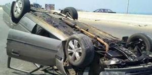 وفاة اردني واصابة اخرين بتدهور مركبة في مصر