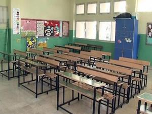 نسيان 9 طالبات داخل مدرسة في الكرك