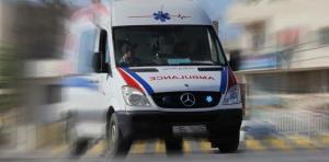 خمس اصابات بحادث تصادم على الطريق الصحراوي
