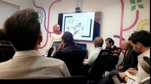""""""" الشرق الأوسط """" تشارك في منصة زين للإبداع"""
