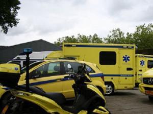 سيارة تتصل تلقائياً بالطوارئ عند تعرضها لحادث