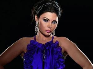 شاهد ماذا ارتدت هيفاء وهبي في جولتها بشوارع بيروت