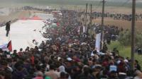 الدعوة لجمعة لاجئي لبنان في غزة