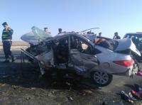 5 اصابات بحادث تدهور في المفرق