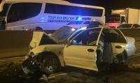 دالية الكرمل: مصرع شخص وإصابة آخرين بحادث طرق