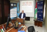 """افتتاح فعاليات """"الآفاق الريادية لنظم التعليم العالي في الوطن العربي"""""""