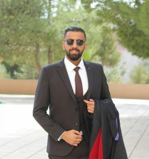 مبارك التخرج لـ سيف الجلاد