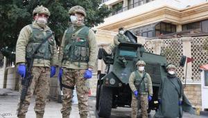الجيش ينشر وحدات خاصة على الحدود