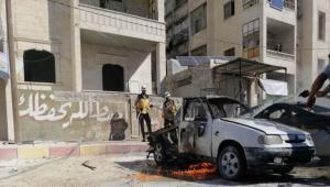 مقتل القيادي الأردني خلاد المهندس في إدلب