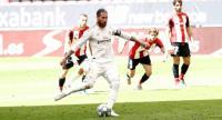 مدريد يتفوق على بيلباو ويقترب من التتويج بالدوري الإسباني