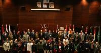 """تكريم الطلبة العرب والأجانب في """"الشرق الأوسط"""""""