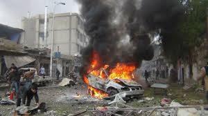 قتيلان وإصابات بتفجير سيارة مفخخة في اللاذقية