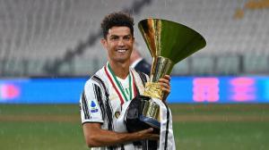 رسميا  ..  رونالدو أفضل لاعب في يوفنتوس لموسم 2019-2020