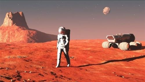 البشر قادرون على الإنجاب والتكاثر على سطح المريخ