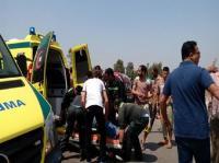 مصرع 5 أطفال خلال إحتفال مرشح بفوزة في مصر