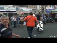 إصابة 7 لبنانيين بإطلاق نار وأنباء عن مقتل شخص (فيديو)