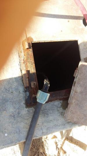اعتداءات جديدة على الميه جنوبي عمان (صور)