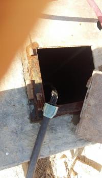 اعتداءات جديدة على المياه جنوبي عمان (صور)
