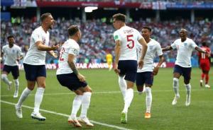 """""""كأس العالم"""" ..  انجلترا تكتسح بنما بسداسية"""