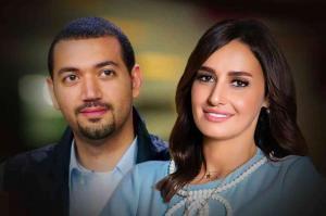 حلا شيحة و الداعية معز مسعود يعلنان حبهما