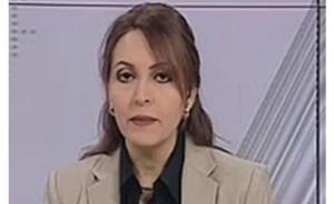 """إيقاف مذيعة مصرية وصفت مرسي بـ""""السيد الرئيس"""" (فيديو)"""