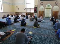 الاوقاف: لا صلاة بالمساجد الجمعة القادمة