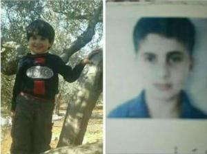 العثور على طفلين فقدا في اربد