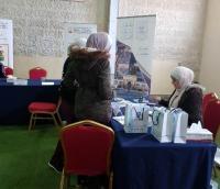 جامعة عمان الأهلية تشارك بفعاليات مدارس الرضوان