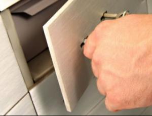 سرقة صندوق تبرعات مركز ايتام جرش