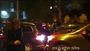 مقتل مستوطن متطرف دهسا بحافلة فلسطيني في القدس (فيديو)