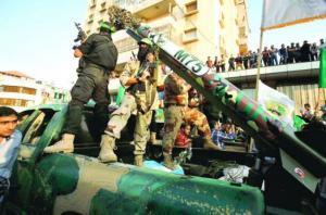 استشهاد قساميين بانهيار نفق للمقاومة