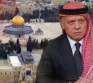 """""""اسرائيل"""" تعترف : ملك الأردن الوحيد الرافض لمخططات الضم"""