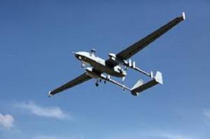 إسقاط طائرة تجسس صهيونية في غزة