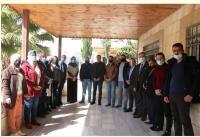 تخريج المشاركين بدورة إدارة الكيماويات والمواد الخطرة في جمعية البيئة الأردنية