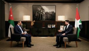 ولي العهد : أحمل مبادئ جدي الحسين وهي مسؤولية كبيرة (فيديو)