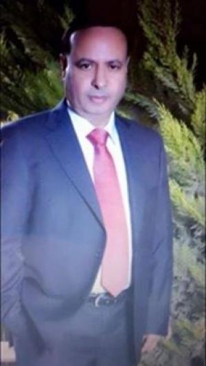 حابس سامي الفايز مرشح دائرة بدو الوسط
