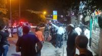 الاحتلال يعتدي على اهالي حي الشيخ جراح