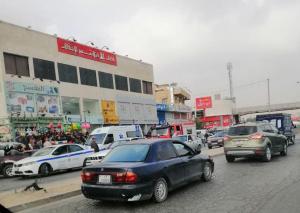 وفاة مواطن وطفلة اثر سقوطهما بحفرة امتصاصية في خربية السوق