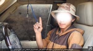 """اردني """"داعشي"""" يفجر نفسه في العراق (صور)"""