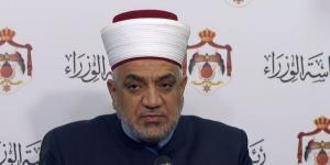 الخلايلة : فتح المساجد يبدأ يوم 5-6 ولصلوات الجمعة فقط