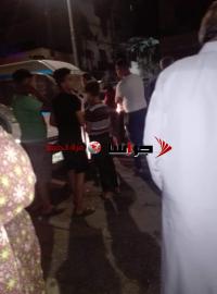 سائق متهور يرعب سكان حي نزال